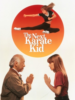 Sledeći Karate Kid